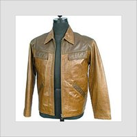 Mens Short Leather Jackets