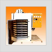 Tray & Trolley Type Ovens