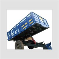 Two Wheel Tipping Trailer