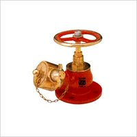 Fire Single Hydrant Valve