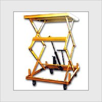 Hydraulic Scissor Table