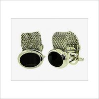 Brass Designer Cufflinks