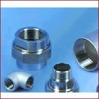 Stainless Steel Forged Screwed Fittings