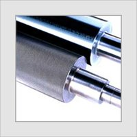 Hard Chromed Plating Rollers