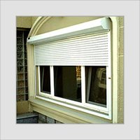 Aluminium Alloy Manual Shutters