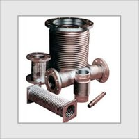 Ss Expansion Joints & Flexible Connectors