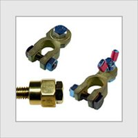 Brass Battery Terminal Parts