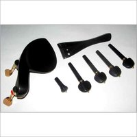 Ebony- Violin Set