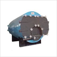 Shell Type Steam Boilers