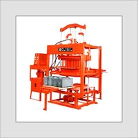 Concrete Block Making Machine - 640S