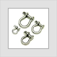 Stainless Steel Bow Shackle