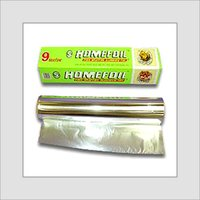 Aluminum Foils Green 9 Mtrs