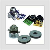 Piezo Ceramics Components