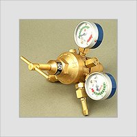 Multistage Gas Regulators