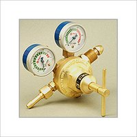 Double Meter Gas Regulators