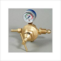 Single Meter Gas Regulators