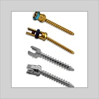 Small Bone Screws