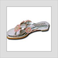 Ladies Party Wear Slippers