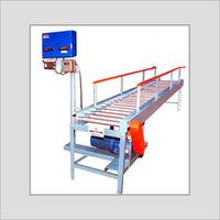 Industrial Motorised Roller Conveyor