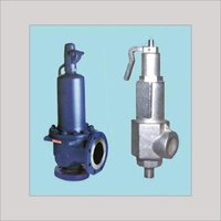 Angle Pop Type Safety Valve