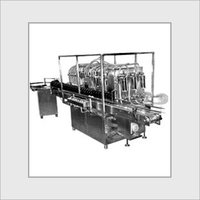Fully Automatic Liquid Filling And Capping Machine