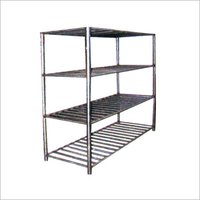 Steel Pipe Rack