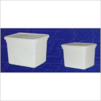 SQUARE TYPE TALL PLASTIC CONTAINER