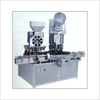 Monoblock Dry Syrup Powder Filling Machine
