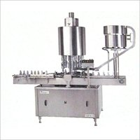Automatic Multi Head Screw Capping Machine