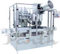 Automatic Rotary Volumetric Filling & Cap Sealing Machine