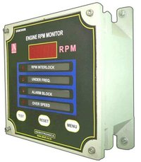 Engine Rpm Monitoring Unit