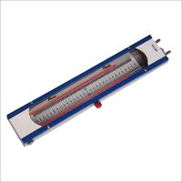 Glass Tube Mono Meter