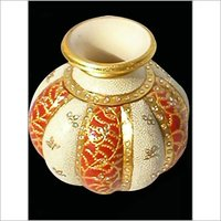 Marble Decorative Pot