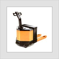 Industrial Battery Operated Pallet Truck