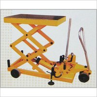 Hydraulic Mobile Lift Table