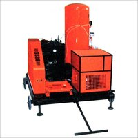 High Volume Trolley Mounted Air Compressor