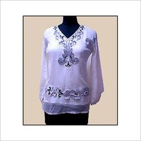 Embroidery Designer Ladies Kurti
