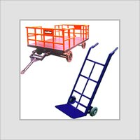 Baggage Trolleys