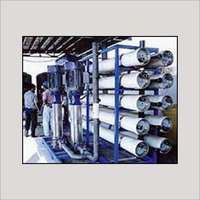 RO DESALINATION PLANT