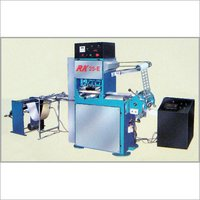 Plain Barcode Label Die Cutting Machine