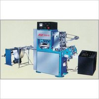 Auto Sticker Label Die Cutting Machine