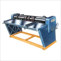 Four Bar Rotary Creasing & Slitting Machine