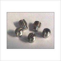 Slotted Set Screw