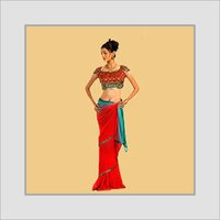 Designer Sarees With Ready Blouses