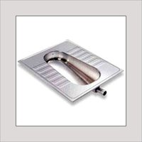 Stainless Steel Lavatory Pan