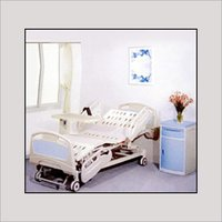 Electric Medical Care Bed