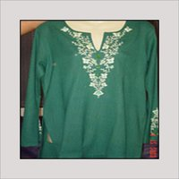 Ladies Embroidered Kurtas