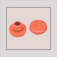 Brown Bromo Butyl Rubber Stopper