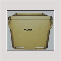 HIGH CAPACITY INSULATED BOX