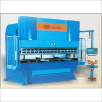 CNC SYNCHRONIZED HYDRAULIC PRESS BRAKE